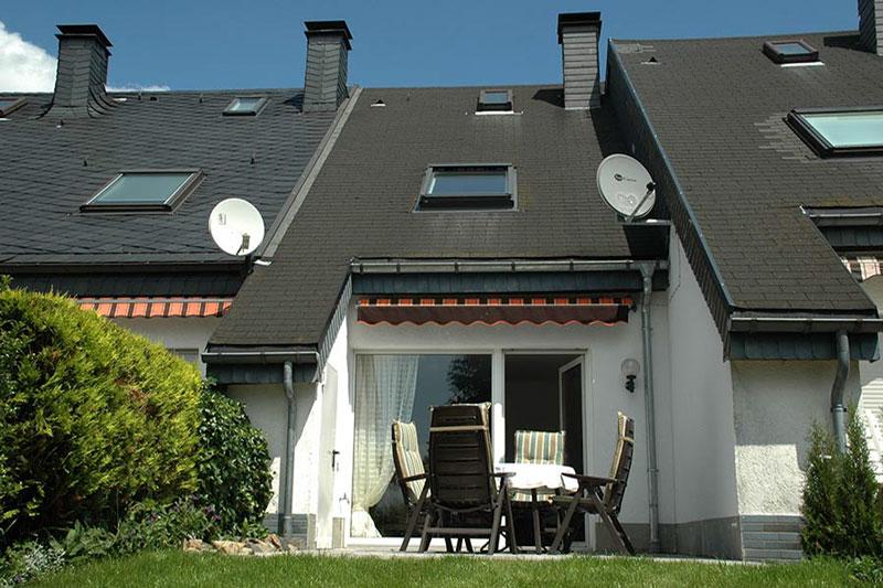 Ferienhaus in Hildfeld